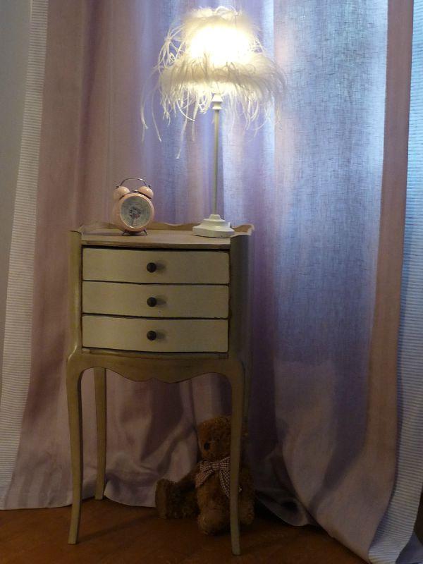 table de chevet et oui encore une with chevet maison du monde. Black Bedroom Furniture Sets. Home Design Ideas