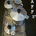 Café italien espressino froid et quelques conseils pour utiliser la cafetière moka