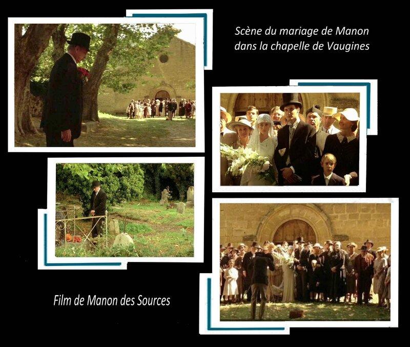 Mariage de Manon