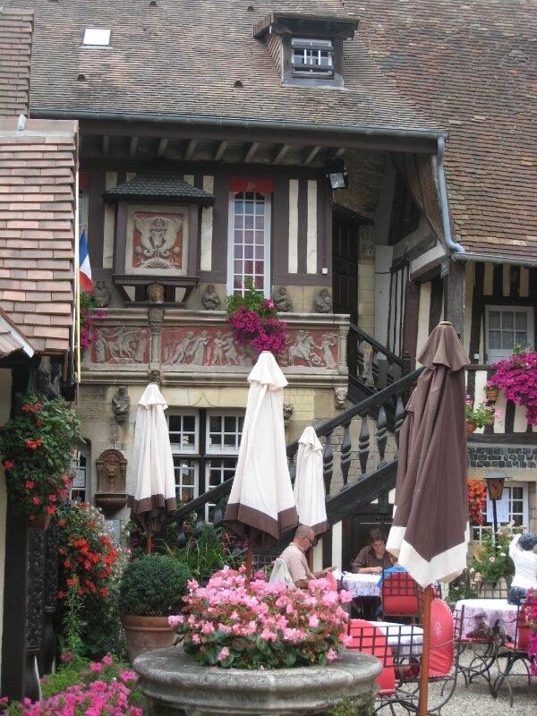 village Guillaume-le-conquérant