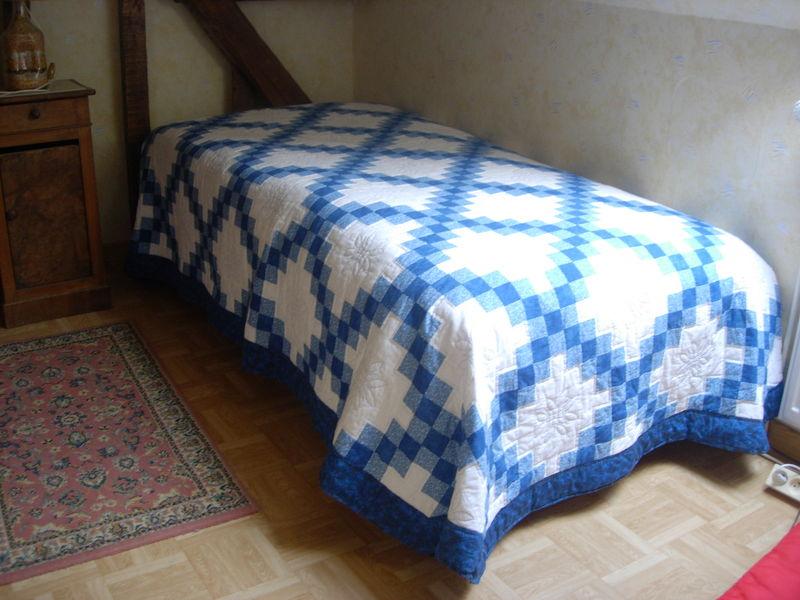 la technique de la cha ne irlandaise c 39 beauc patch. Black Bedroom Furniture Sets. Home Design Ideas