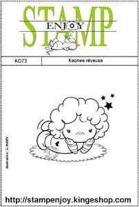 KO73 Kaonee rêveuse sachet 8 x 12