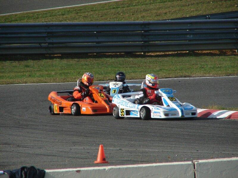 Championnat france KZ125-Pau arnos (45)
