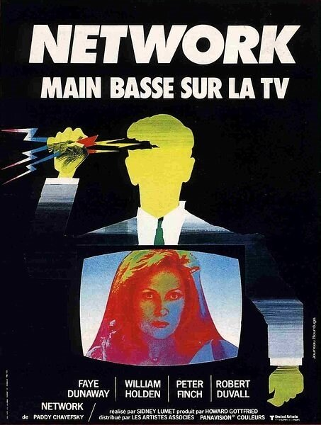 affiche-Network--Main-basse-sur-la-TV-Network-1976-2