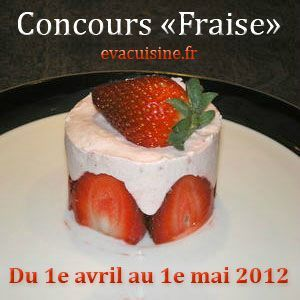 logo concours fraise