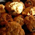 Cookies aux pruneaux et au chocolat blanc