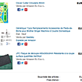 Mes achats sur ama*on =)