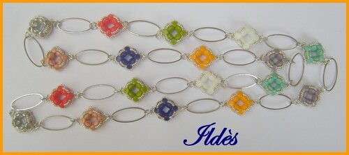 collier piccolino multicolore 2