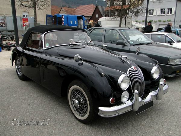 jaguar xk150 roadster 1958 1961 3