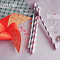 Do it yourself - le moulin à vent en papier