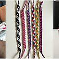 Bracelets brésilens