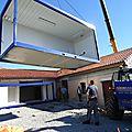saint-gence : fin de la première tranche des travaux d'extension du multi-accueil