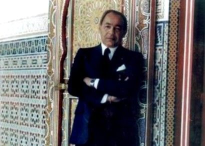 الملك الراحل الحسن الثاني