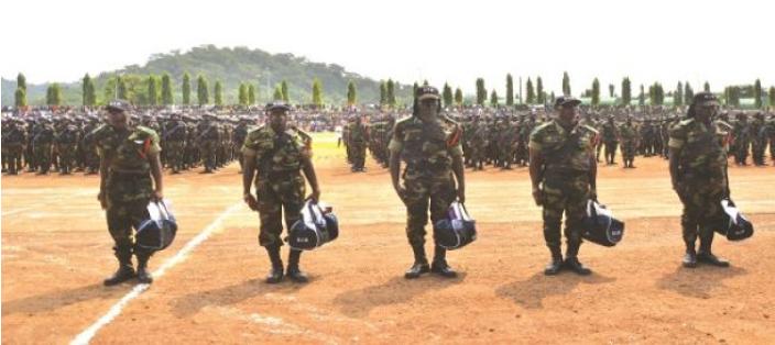 formation b.i.r cameroun