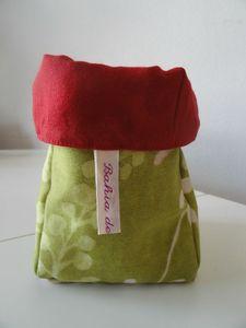 Pot réversible vert et rouge (3)