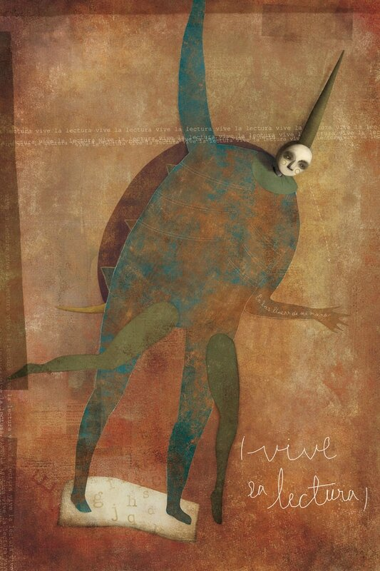 Gabriel Pacheco 1973 - Mexican Surrealist Visionary painter - Tutt'Art@ (26)