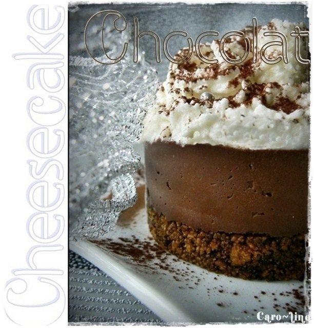 cheesecake au chocolat noir sans cuisson les recettes de l 39 alsacienne. Black Bedroom Furniture Sets. Home Design Ideas