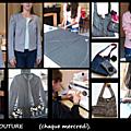 Une activité pour votre ado? atelier couture à albi tous les mercredi!