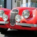 1954 - JAGUAR - XK 120 Roadster Type S
