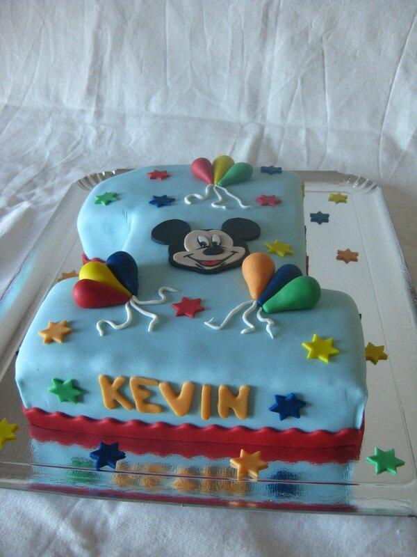 20161211 gâteau Mickey chiffre 1 (23)