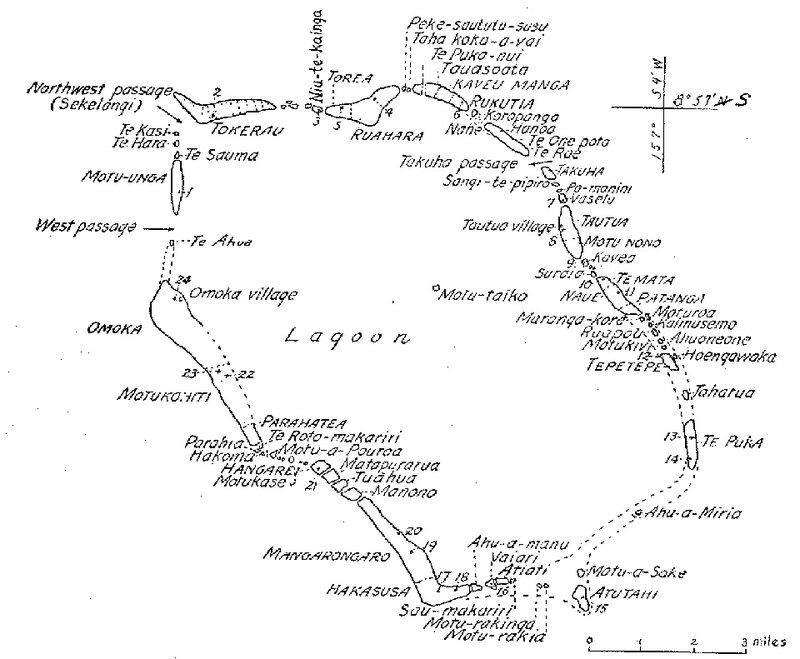 penrhyn-map