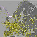 Le top 100 des aéroports d'europe
