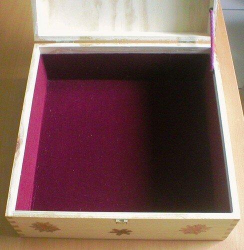 Boite de couture / Caja de costura