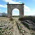 Pont Flavien à St Chamas