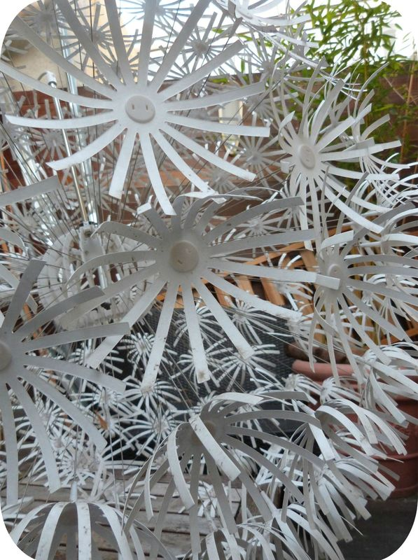 recyclage lustre