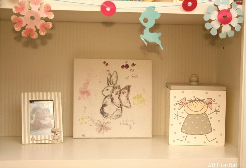 Toile lapin