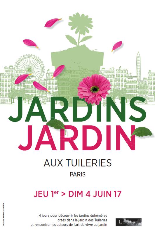 Affiche jardins-jardin 2017