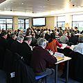 Conseil communautaire avranches mont-saint-michel du 28 février 2015 - compte-rendu vidéo et presse