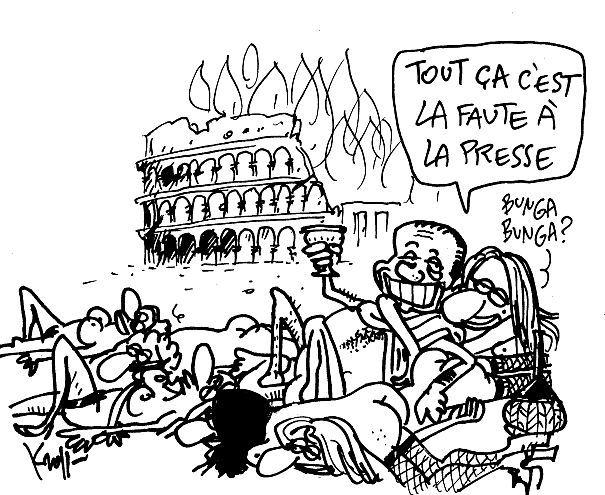 Soir_Kroll_2109_gag_Berlusconi