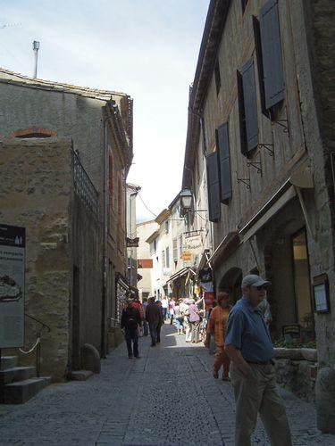 Carcassonne-rue Cros Mayrevieille