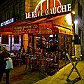 La Rive Gauche.
