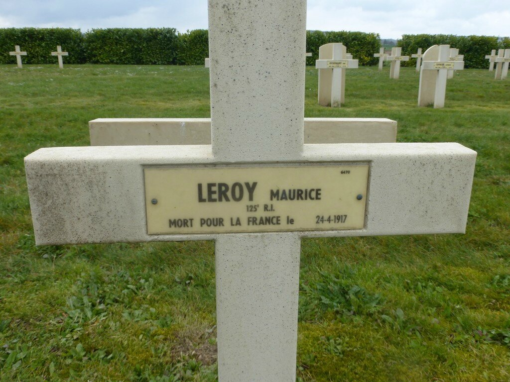 LEROY Maurice N2 CORMICY (Copier)