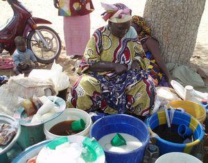 boissons sachets MOPTI Mali
