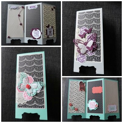 atelier mini album carterie laventie
