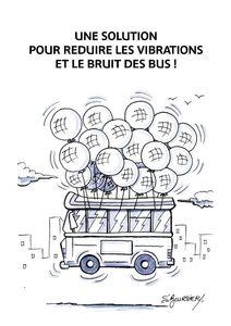 bus ballon