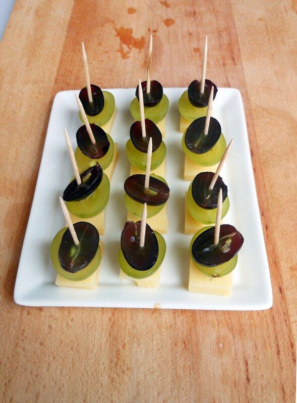piques fromage raisin 2