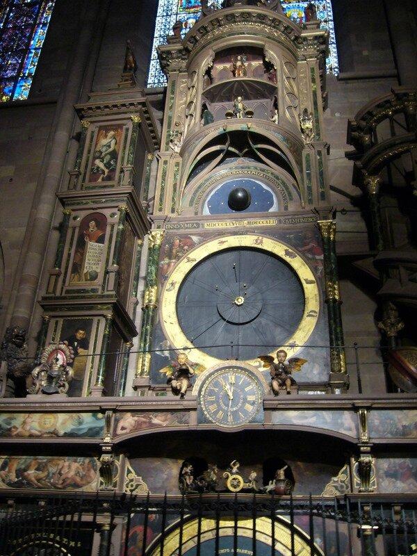 Strasbourg 023 Horloge