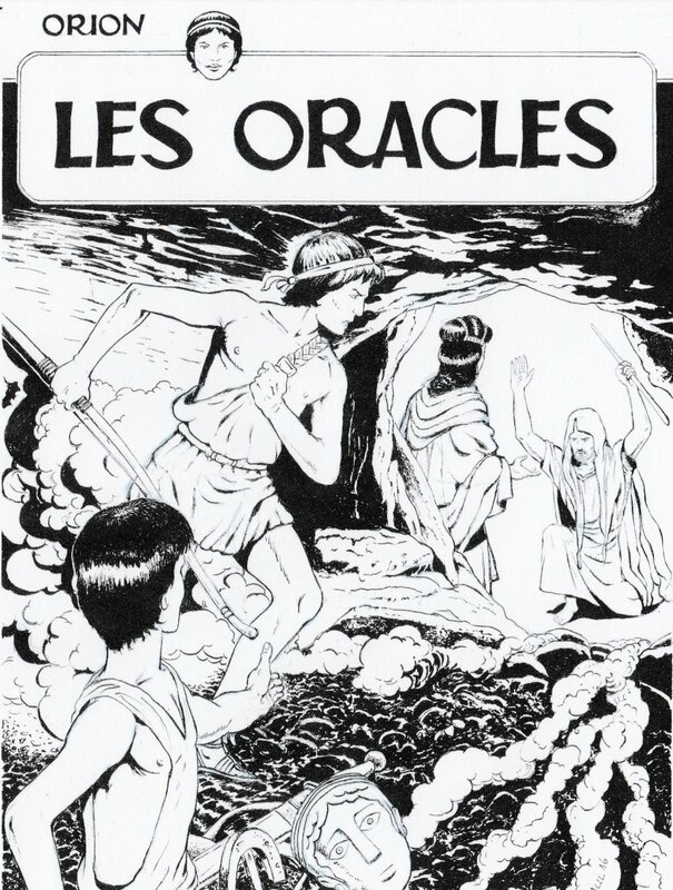 Orion -Les oracles
