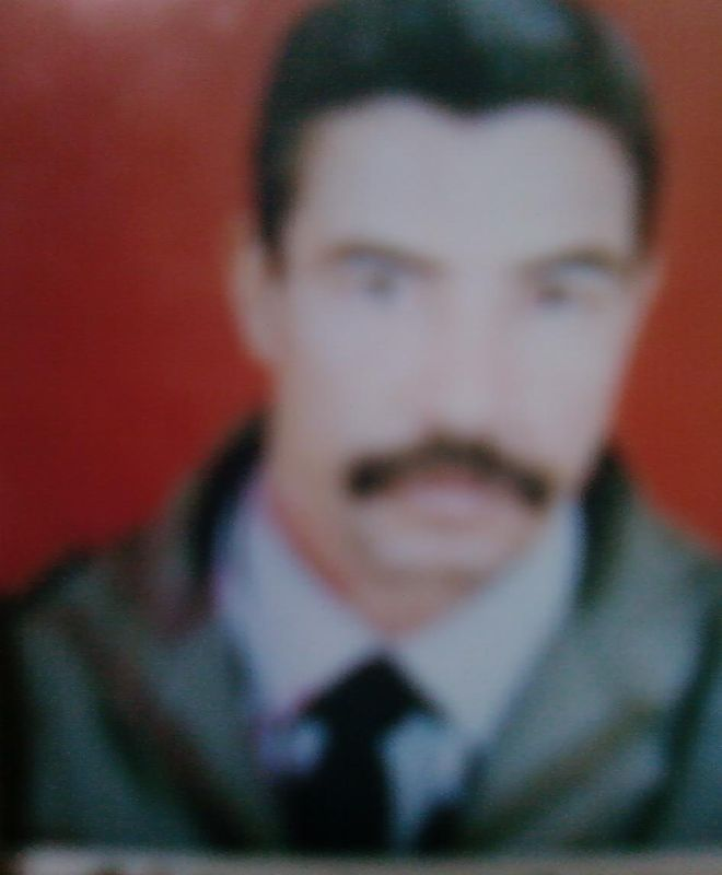 Acharif Moulay Abdellah BOUSKRAOUI