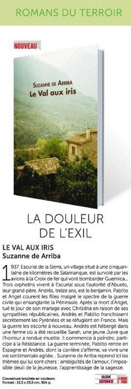 SELECTION ACTU LITTERAIRE - AVRIL 2017