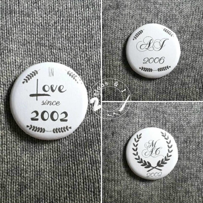 badge mariage