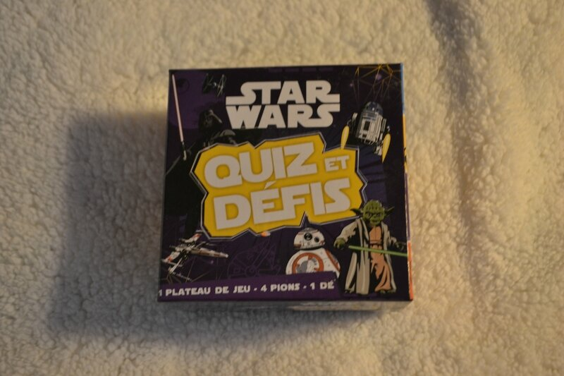 quiz et defis star war