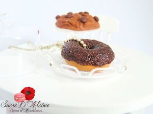 Collier donuts choco (8)