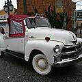 Chevrolet 3100 ice cream truck 1954