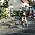 117 Sébastien Bouget ACT Belfort - Franck Lallouni Cyclo Sport Vesoul