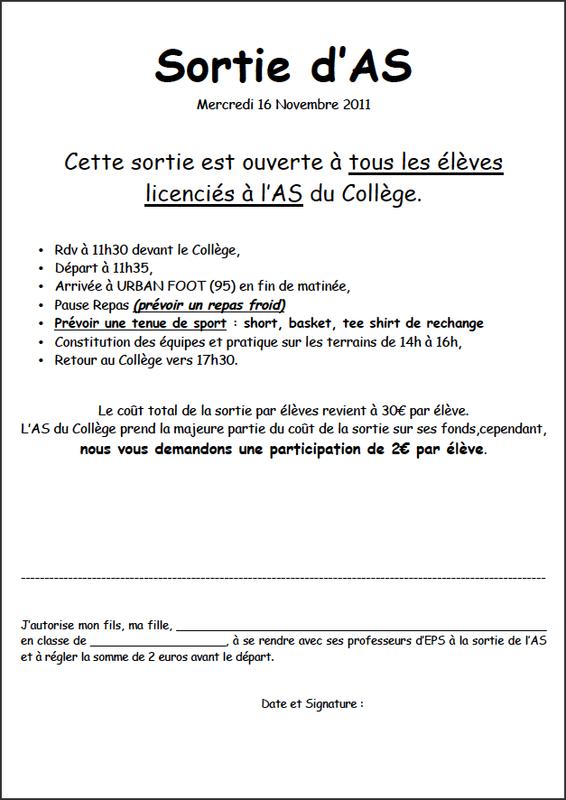 autorisation de sortie scolaire pdf